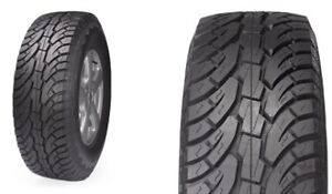 LT265/75R16 10 ply Evergreen ES82