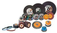 Large selection of grinding discs