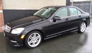 Stunning 2011 Mercedes-Benz C300 4Matic For Sale