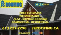 ASK AN EXPERT ROOFING CONTRACTOR FOR YOUR FREE ESTIMATE
