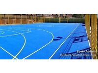 Friday 8pm | Casual Futsal Match | King's Cross Outdoor Sports Pitch