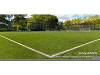 Sunday Evening Casual Footie in North London- Players Wanted