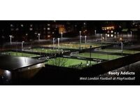 End of the week Matches in Shepherd's Bush/5 a side/NEW PLAYERS NEEDED
