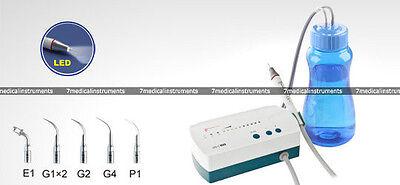 Dental Woodpecker Fiber Optic Handpiece Uds-l Led Ultrasonic Scaler
