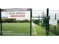 LEYTON FOOTBALL 8 a side - players wanted for casual games. Everyone welcome!
