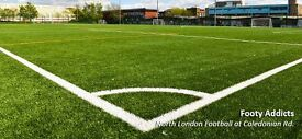 New 8 a side Casual Football match- North London