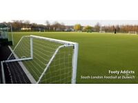 Looking for 7-a-side players in Dulwich! £6 per person
