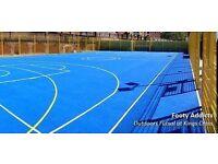 Friday Play Futsal in King's Cross