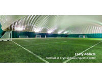 Football games every weekend in South London! £6 per person