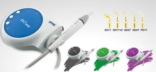 100% Woodpecker DTE Dental Ultrasonic Piezo Scaler DTE D5 LED 110 V