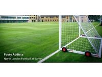 Latimer Road Football Match - Every Monday Evening Footy- Friendly group of players -