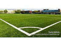 8 a side Casual Football match- North London