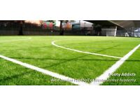 Fancy Football Game on Monday 6pm and 9pm Paddington , looking for more players!