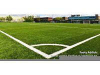 Play Friday Football | 7 aside | near Highbury + Islington