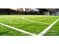Casual football every Monday in West London! £7 per person