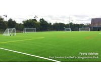 Looking for 8-a-side players in East London! £6 per person