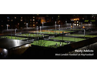 Looking for 5-a-side football players on Sunday, £6 per person
