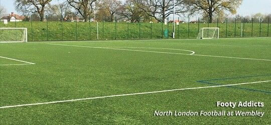 Thursday 8aside football in North Wembley/Sudbury area