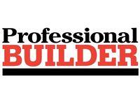Hi tech plasterer, painter, tiler & decorator offering service in all part of London