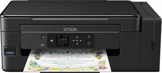 Epson EcoTank ET-2650 schwarz Multifunktionsdrucker -NEU-OVP
