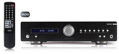 AMPLIFICADOR ESTEREO HI-FI ALTA FIDELIDAD 2x75W RMS Y RADIO FM-AM AS-150R BD1293