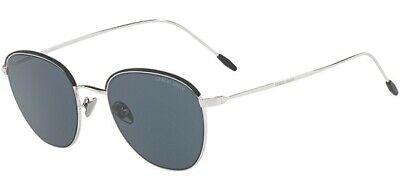 Gafas de Sol Giorgio Armani AR 6048 Silver/Grey 51/21/150 para hombre