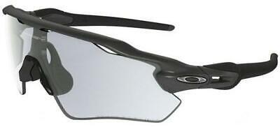Gafas de Sol Oakley RADAR EV PATH OO 9208 Steel/Clear Black Photochromic