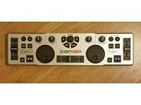 Ion DJ2GO Portable DJ Controller/Mixing Desk