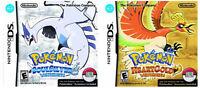 Pokemon Heartgold ou Soulsilver