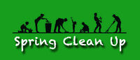 Need Spring Clean Up In Your Yard
