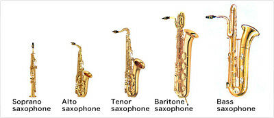 5 Saxophone Quartets or Quintets choose from list provided mix as desired