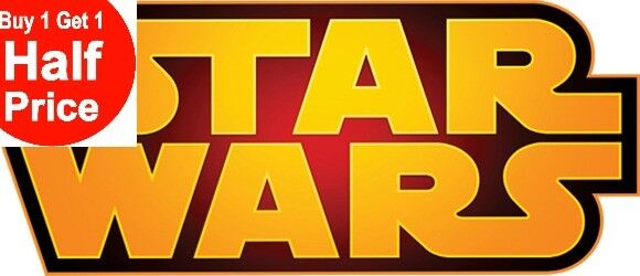 Buy 1 Get 1 50% OFF  Star Wars Toys & Party Favors
