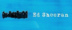 Ed Sheeran - ACC - FridayShow - Pairs Available