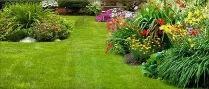 Lawnmowing and gardening run for sale