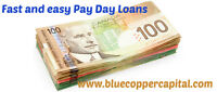 Need money now? Contact Blue Copper Capital Vancouver