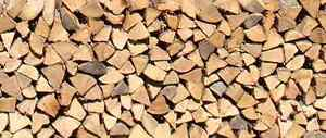 Dry firewood free local delivery