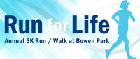 14th Annual Run for Life