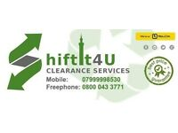 Shift it 4 u Grimsby house & garden clearance 07999998530