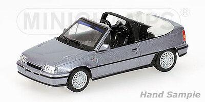 Minichamps 400045930 - Opel Kadett Gsi 1989 Cabriolet Saturn Métal 1/43