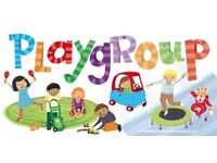 New playgroup in Clapham Common (2 to 4 Years old)
