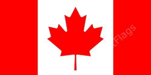 CANADA FLAG - CANADIAN NATIONAL FLAGS - Hand, 3x2, 5x3, 8x5 Feet