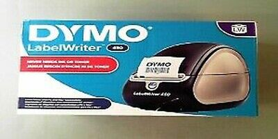Dymo Labelwriter 450 1752264 Thermal Label Printer Used See Notes