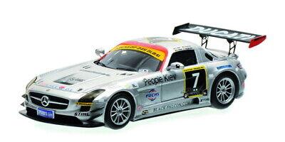 1:43 Mercedes SLS n°7 Dubai 2011 1/43 • MINICHAMPS 437110307