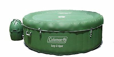 Coleman Lay-Z Bubble Massage SPA SET, 4 - 6 People Portable Inflatable HOT TUB