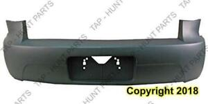 Bumper Rear Primed Without Sports Chevrolet Cavalier 2003-2005