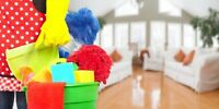 FLEXIBLE CLEANING LADY FOR YOUR HOUSE OR OFFICE