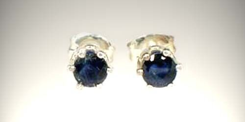 19thC Antique ¼ct Sapphire Miraculous Gem Westminster Abbey Cure Bind Epileptic