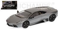 1:43 Minichamps Lamborghini Reventon 2007 - Mate Gris Museo Series - lamborghini - ebay.es
