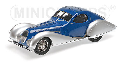 MINICHAMPS 107117122 Scale 1:18, TALBOT LAGO T150-C-SS COUPE # in #