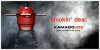 Kamado joe smoker/BBQ